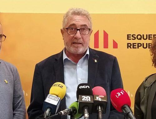 Alfons Montserrat (ERC): 'Després del 10-N les Terres de l'Ebre són més independentistes i més d'esquerres'