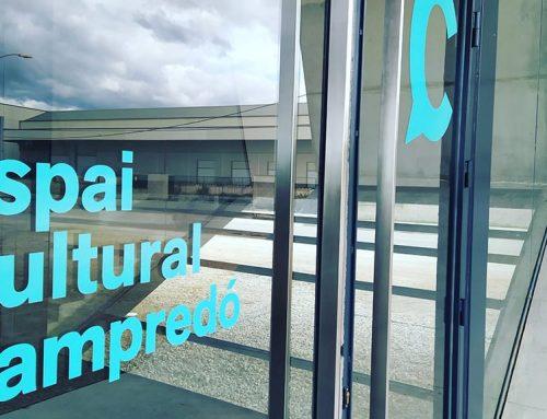 Campredó inaugura aquest dissabte l'edifici C que donarà resposta a les necessitats culturals de l'EMD