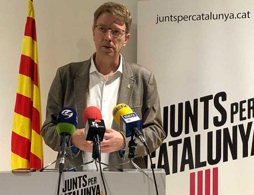 Ferran Bel destaca que Junts per Catalunya ha estat l'única força amb increment de vots