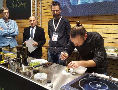 La cuina rapitenca es promociona al Fòrum Gastronòmic de Barcelona