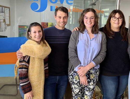 El Consell de la Ribera incorpora cinc joves en pràctiques dins el pla de Garantia Juvenil