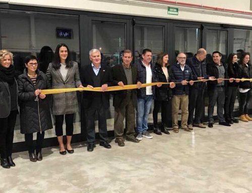 Inaugurat el pavelló municipal d'esports de Jesús