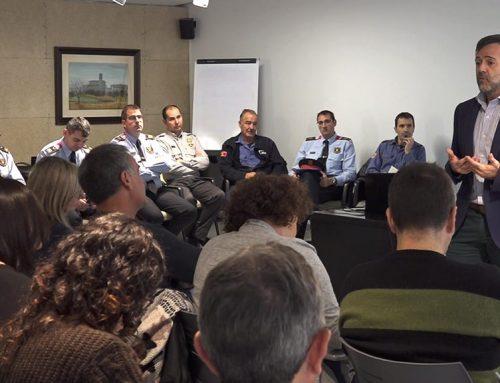 Ajuntaments de Ribera d'Ebre i Terra Alta es coordinen amb els cossos de seguretat per saber com actuar en cas d'emergència