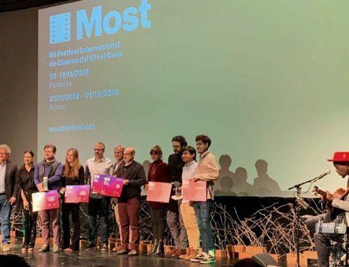 El vídeo promocional del centenari del Celler Cooperatiu de Gandesa guanya el Premi Vi Català del festival MOST