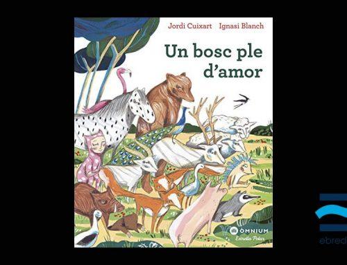 El dibuixant roquetenc Ignasi Blanch il·lustra un conte infantil de Jordi Cuixart que reivindica drets i llibertats