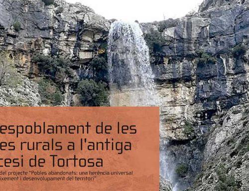 La XVI Trobada d'entitats culturals de l'antiga Diòcesi de Tortosa analitzarà el despoblament