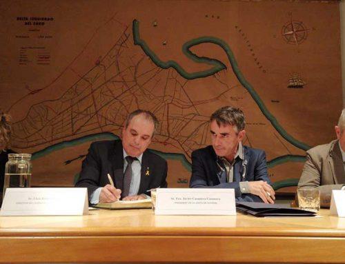 L'ACA reactiva el retorn del cànon de l'aigua que s'envia a Tarragona i millorarà l'eficiència del canal de l'esquerra