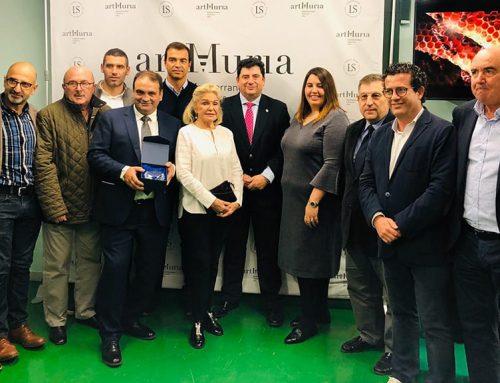 La mel artMuria rep la distinció 'Diamant de l'Excel·lència' que concedeix Luxury Spain