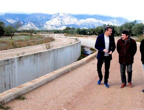 Els pagesos del Xerta-Sénia volen començar a regar 1.400 hectàrees i rebutgen qualsevol projecte transvasista