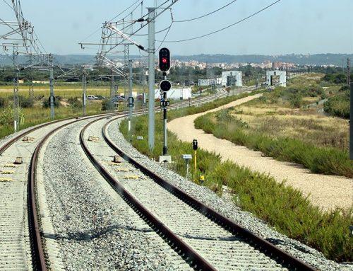 Empresaris i agents socials reclamen al govern espanyol que acceleri les obres del corredor mediterrani