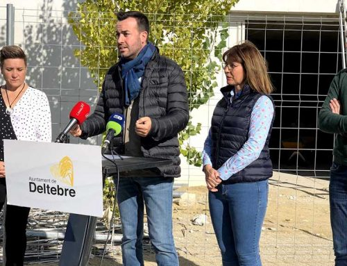 Deltebre inicia les obres de l'espai d'exposicions al Centre Cultural del Delta