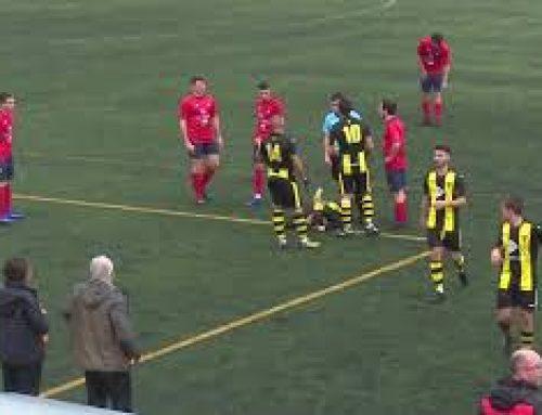 Gandesa-Perelló (0-0)