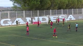 El Gandesa topa amb l'ordre i la intensitat del Perelló (0-0)