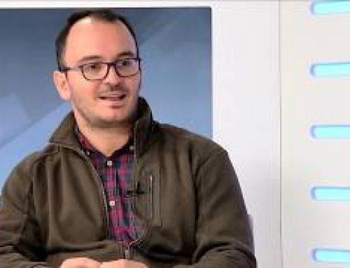 Entrevista a Pere Quintana, investigador de l'Observatori de l'Ebre