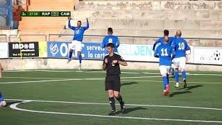 Rapitenca-Camarles (3-0)