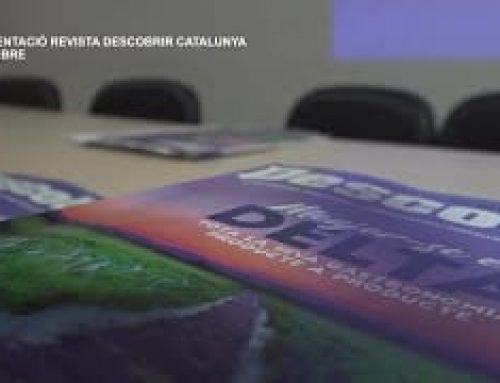 Presentació de la revista: Descobreix Catalunya, especial Delta de l'Ebre a Deltebre