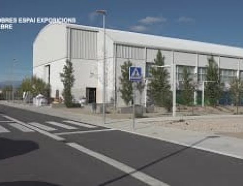 Inici d'obres a l'espai d'exposicions a Deltebre
