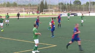 Ametlla-Catalònia (0-0)