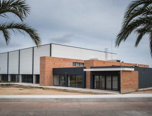 L'EMD de Jesús inaugura aquest dissabte el nou pavelló poliesportiu ubicat a la carretera de Roquetes