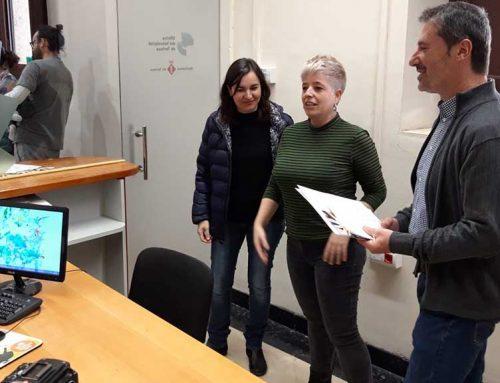 Tortosa promou la figura del voluntariat a través de l'oficina habilitada a la planta baixa de l'ajuntament