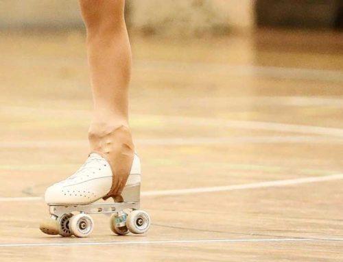La patinadora aldeana Judit Ginovart, campiona de Catalunya d'iniciació