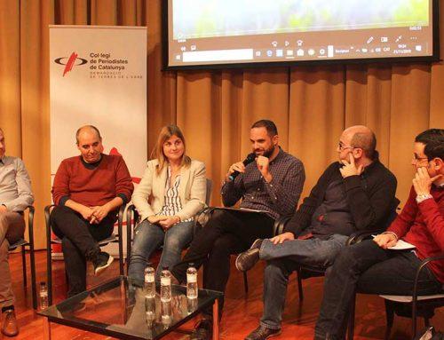 Els periodistes ebrencs celebren el dia Mundial de la Televisió
