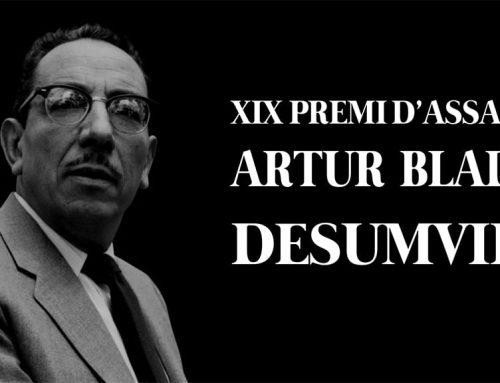 L'acte de lliurament del Premi Artur Bladé no tindrà sopar de gala en protesta per la sentència del Procés