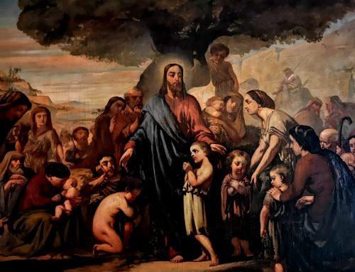 Cedeixen un quadre del pintor tortosí Casanova Estorach al Consell del Baix Ebre