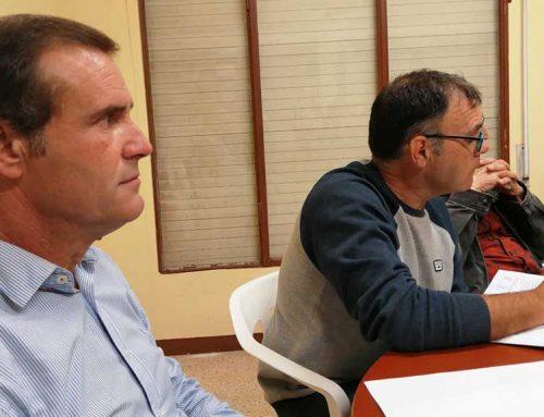 Josep Lluís Gimeno, elegit president de la Comunitat de Regants del canal Xerta-Sénia