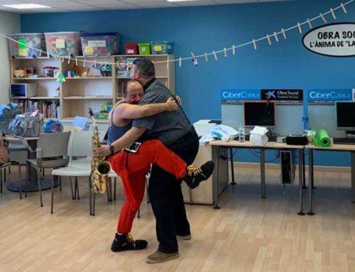 Salut i Clowns arriben a l'Hospital de Tortosa, coincidint amb el Dia Mundial del Prematur
