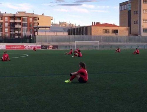 El Tortosa-Ebre se suma a la vaga del futbol femení