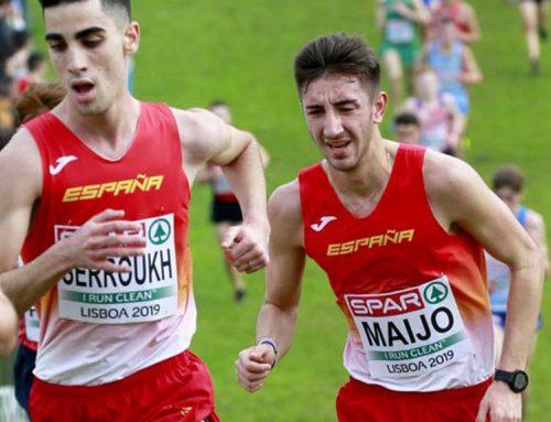 Bona actuació de l'atleta bateà Adam Maijó al Campionat d'Europa d'atletisme