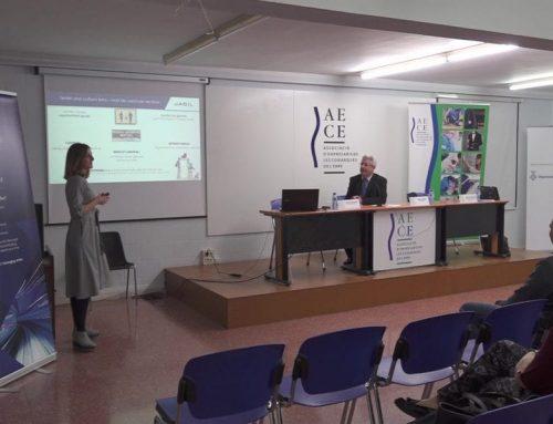 Jabil explica la seua experiència en la implantació d'un pla d'igualtat als membres de l'AECE