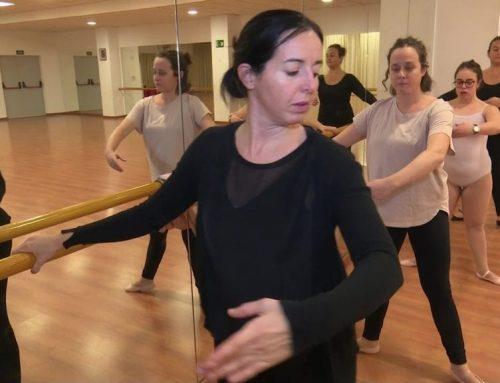 A Tortosa es fomenta el ballet entre adults amb la professora Neus Rodés
