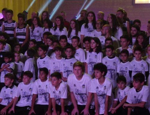 El Club Bàsquet Amposta compleix 70 anys amb més d'un centenar de jugadors