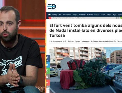 El programa 'Està passant' de TV3 es fa ressò d'una notícia de l'ebredigital.cat