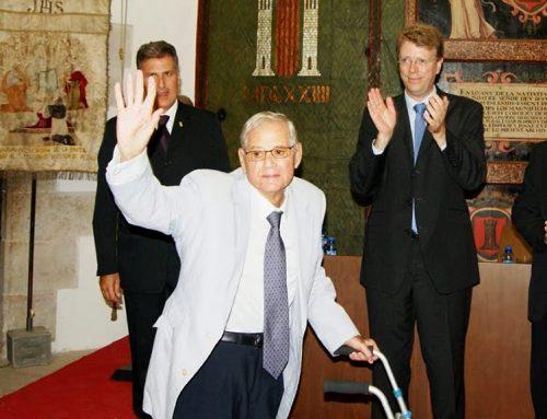 Mor Felipe Tallada Esteve, l'últim alcalde del règim franquista a Tortosa