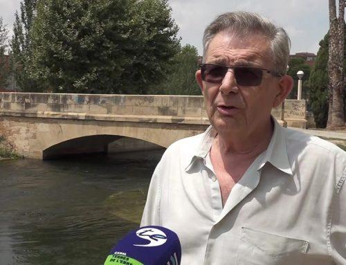 L'ampostí Josep Manel Ferré, nou president de la Comunitat de Regants del Canal de la Dreta