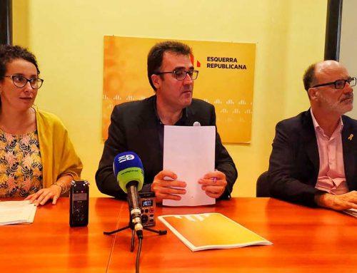 Esquerra adverteix que les conclusions de la comissió del Castor obligaran l'Estat, Escal UGS i ACS a assumir responsabilitats
