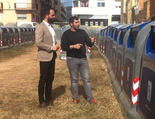 Fins a cinc municipis del Montsià aposten per tornar als contenidors en superfície