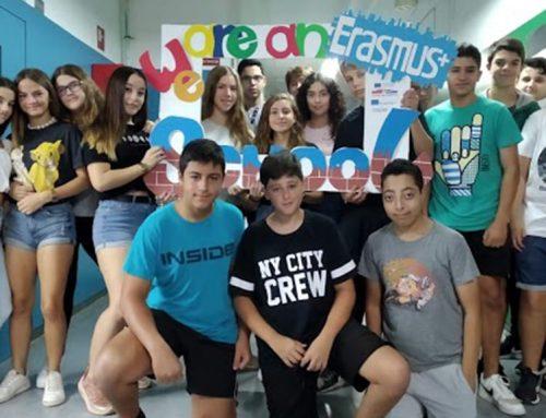 Alumnes i professors de l'Institut de Camarles participen en dos projectes educatius europeus becats amb l'Erasmus+