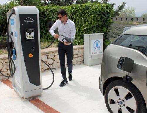 Gandesa tindrà dos punts de recàrrega ràpida per a vehicles elèctrics