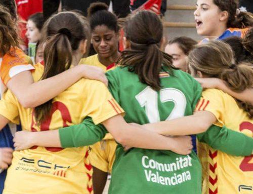 Les Seleccions Catalanes d'handbol s'enfronten amb la Comunitat Valenciana a Amposta