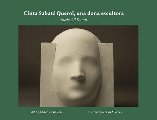 Es presenta el llibre biogràfic de l'escultora tortosina Cinta Sabaté