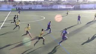 Alcanar-Camarles juvenils (1-0)