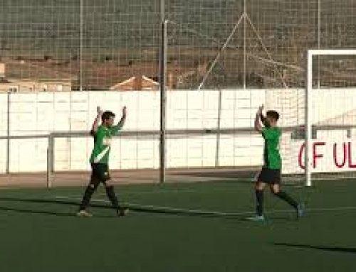 L'Olímpic s'impulsa amb el triomf contra el Godall (1-6)