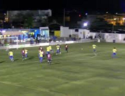 L'Aldeana no perdona contra el Santa i segueix a prop del líder (3-0)
