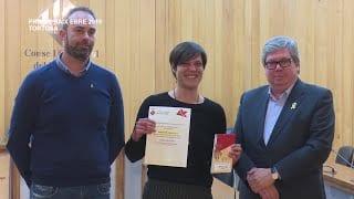 Entrega de Premis Baix Ebre 2019: Solidaritat