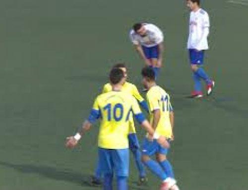 Pas endavant de l'Aldeana, en guanyar a Bítem (1-2)