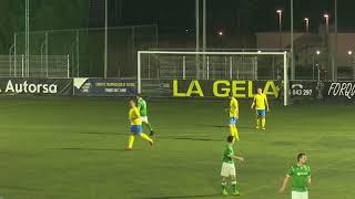 Catalònia B-Ginestar (2-1)